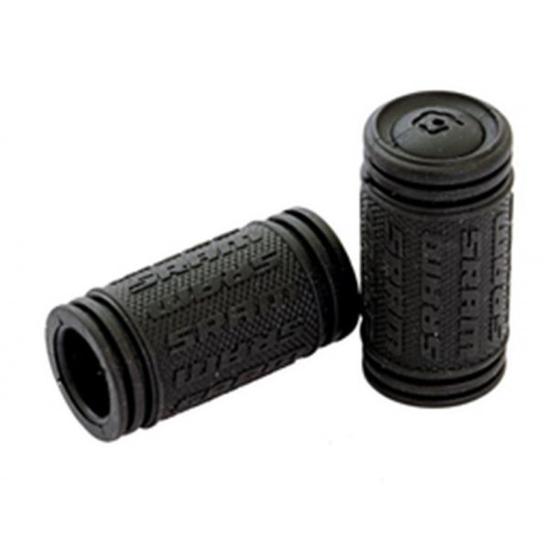 Sram Racing grips 110 mm Sort