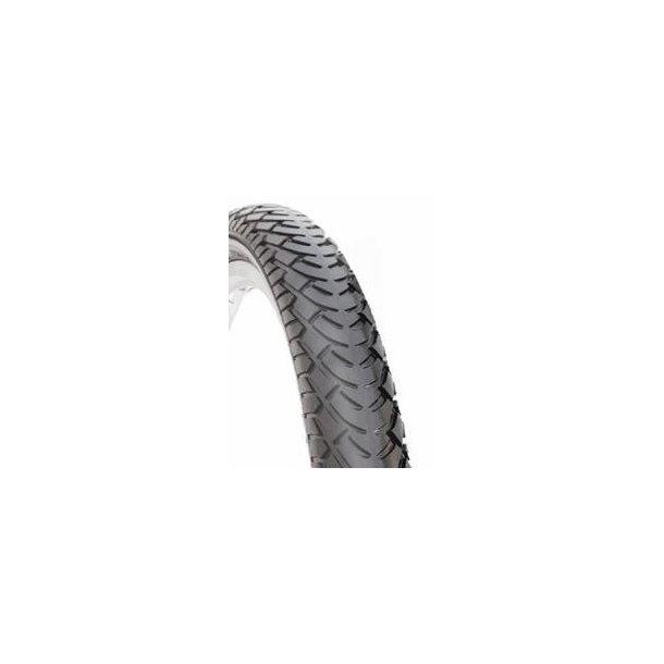 Rubena 12-1/2 x 2-1/4 dæk, sort