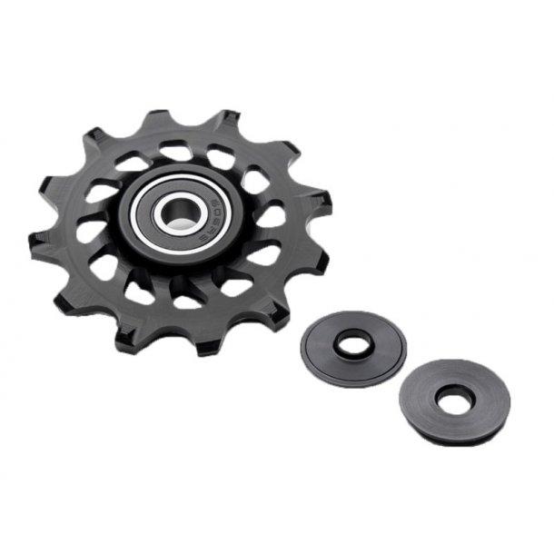 Absoluteblack Pulley hjul til Sram XX1, X01, X1 & Force CX1 (12T)