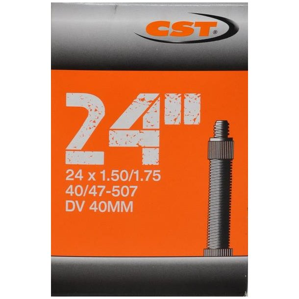Slange 24x1,50-1,75 DV40