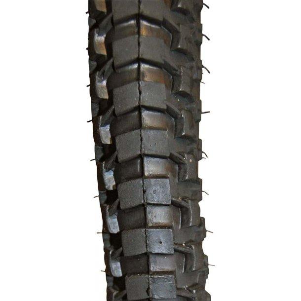 Dæk Cobra 2 x 16 (20 x 2) til transport & Long John forhjul