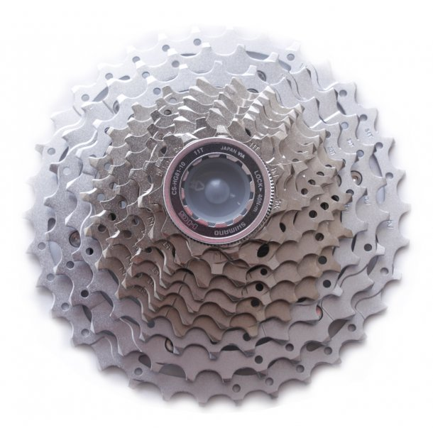 Kassette 10 gear 11- (vælg tandkombination) Shimano SLX HG 81