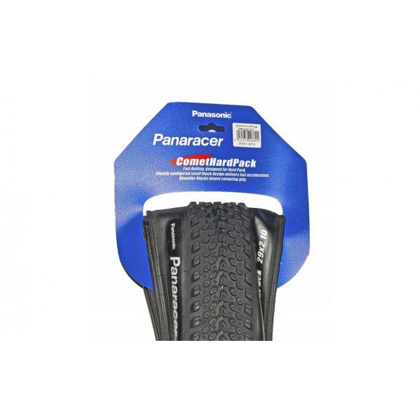 Dæk Panaracer 29 x 2,1 Comet Hard pack black foldedæk