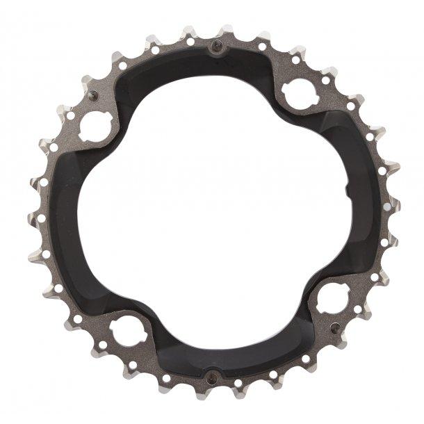 Klinge 30 tands Shimano SLX FC-M672 Triple 10 gear