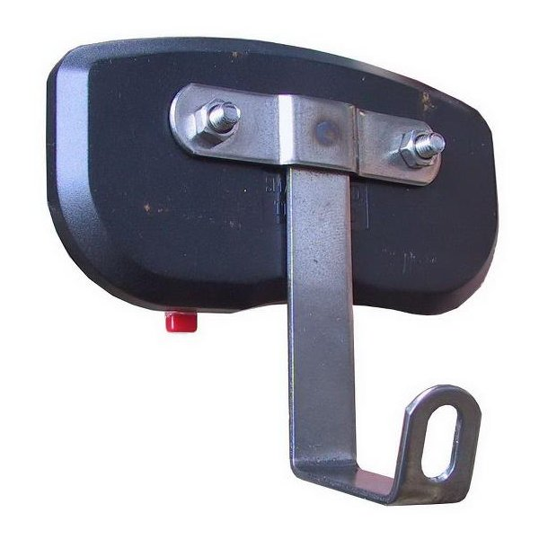Lygteholder Rustfri  50mm bolteafstand (10)  Til centerbolt