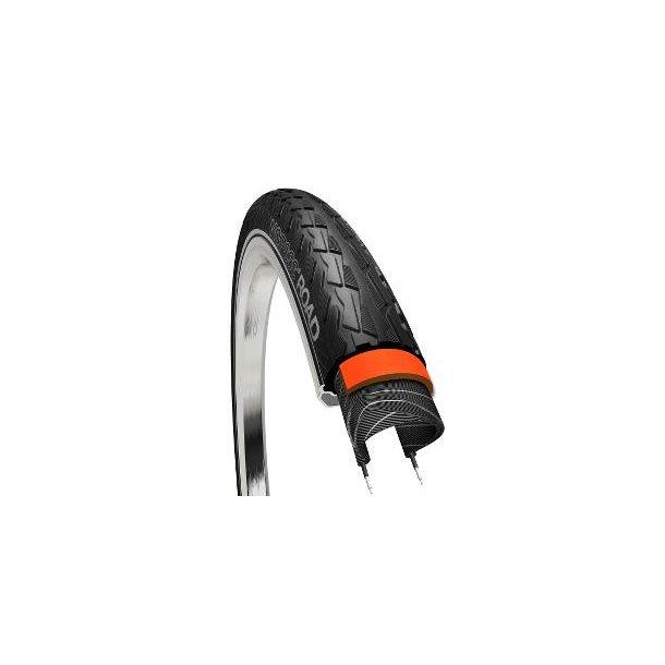 NoPssss Road  BikePartner Sort R, 5mm, 60TP 700 x (vælg størrelse) (622x??)