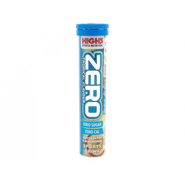 High5 Zero  Trope  Rør m. 20 stk