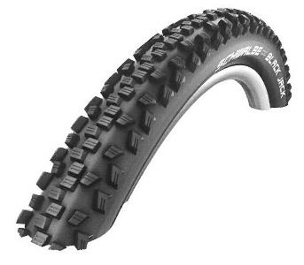 Cykeldæk, Black Jack Schwalbe MTB dæk 24 x 1,9