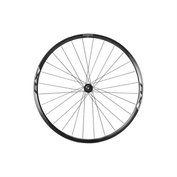 Forhjul, Shimano WH-RX010 Sort, Centerlock