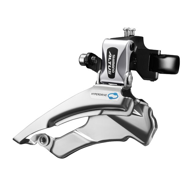 Shimano Altus Forskifter Trippel Sølv FD-M313 34.9mm CB DS DP 66-69