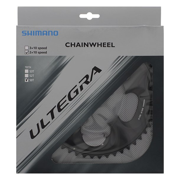 Klinge Shimano Ultegra FC-6750-G 110mm Grå 10-sp 50T