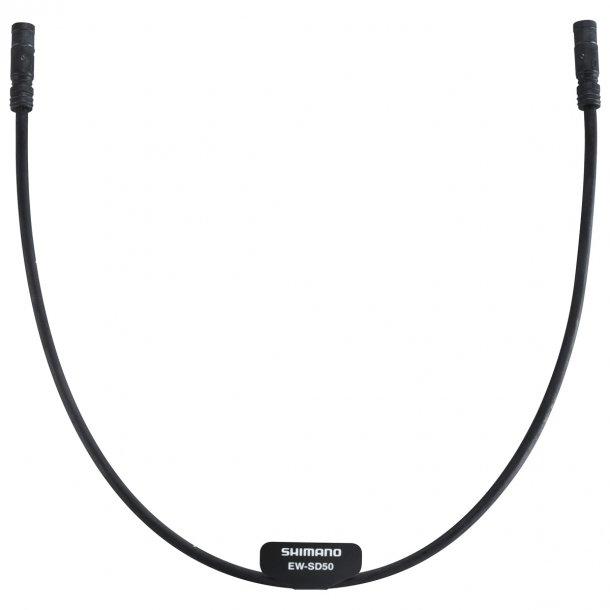 Kabel Shimano E-Tube Di2 (vælg længde), Sort