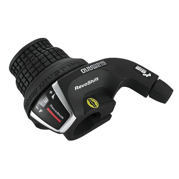Revo Skifter, venstre, 3 gear w/OGD SL-RS35 Tourney, 1800mm Inner