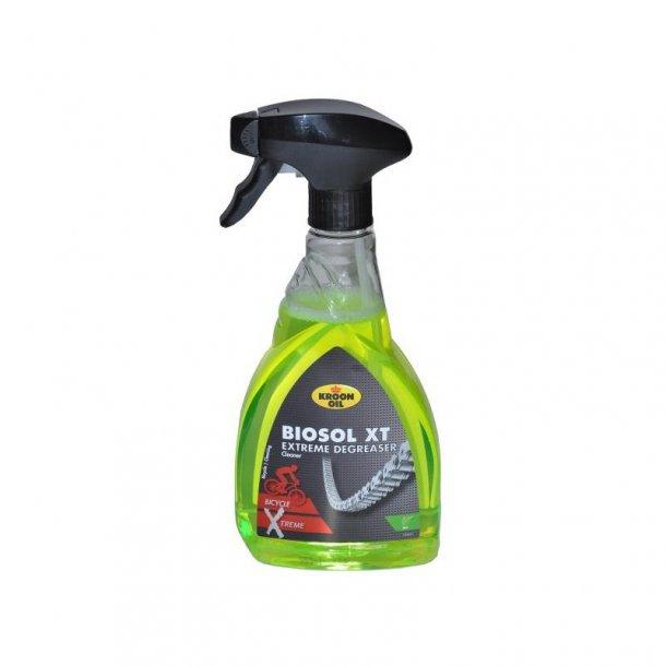 Rensevæske KROON BioSolXT  i sprøjteflaske 500ml